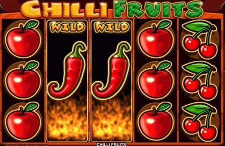 Chilli Fruits слот машинка на CT Interactive